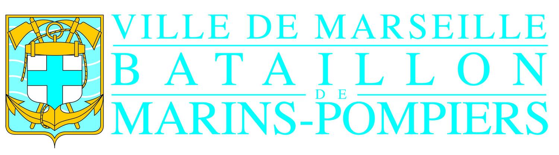 Le logo du Bataillon de Marins Pompiers de Marseille