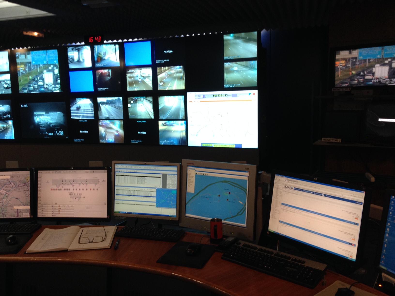 Jaguards aide la DiRIF à sécuriser les tunnels et voies rapides d'Ile de France